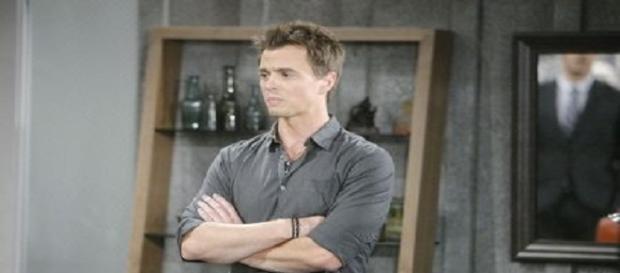 Wyatt è furioso con Bill Spencer, Beautiful