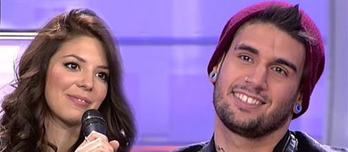 Anais e Iván, ex pareja formada en Myhyv
