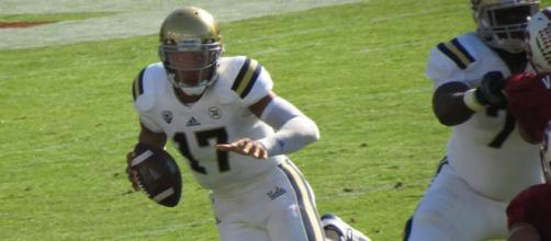 Brett Hundley was UCLA's career passing leader.