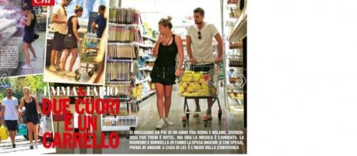 Emma Marrone e Fabio Borriello vanno a convivere?