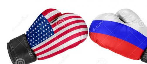 Estados Unidos y Rusia enfrentadas ahora