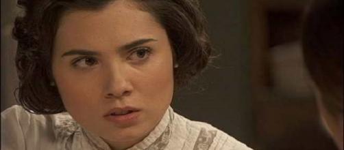 Il segreto: Maria sconta la sua pena in convento.
