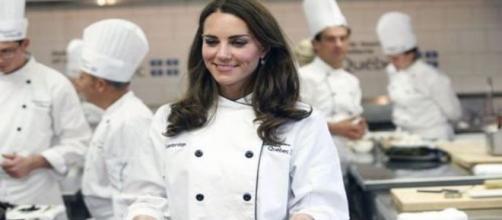 Kate Middleton tra dieta e cucina
