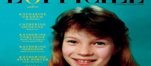 Kate sull'edizione spagnola della rivista