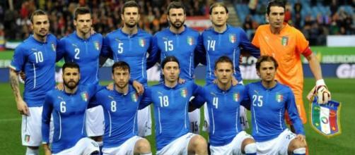 La nazionale italiana di Conte