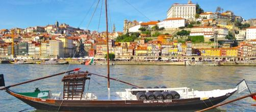 Rio Douro no Porto. Foto: Amanda Corrêa.