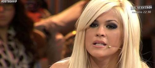 Ylenia Padilla, colaboradora de Telecinco