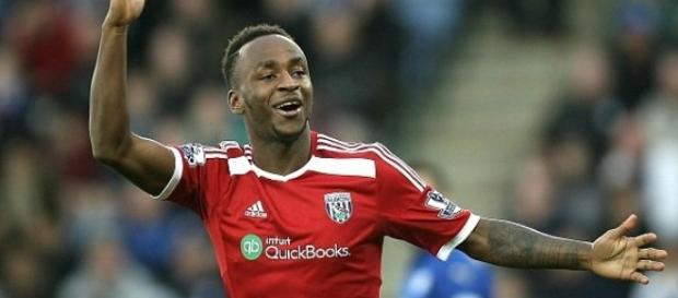 Berahino was West Brom's top scorer last season