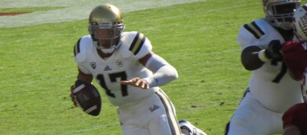 Brett Hundley was UCLA's career passing leader.