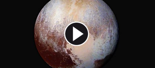 Immagine del pianeta nano Plutone