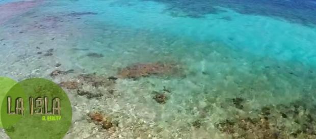 La Isla El Reality se graba en Cayos Cochinos