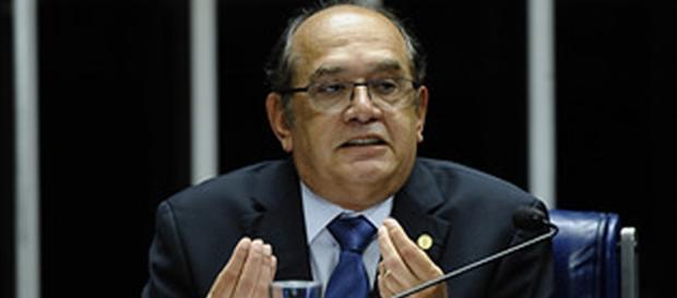 Ministro Gilmar Mendes foto Pedro França