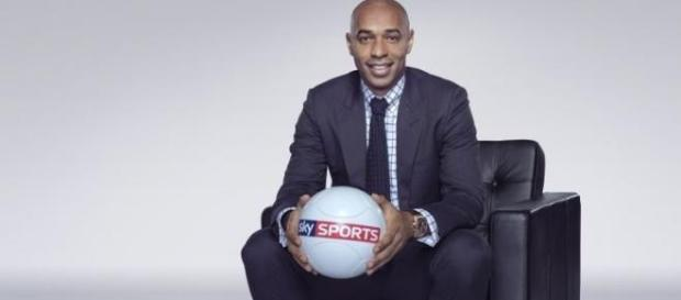 Sky Sports expert - Thierry Henry.