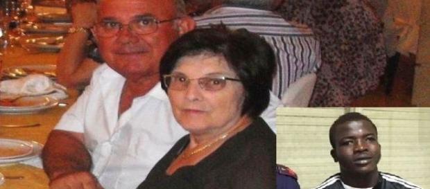 Vincenzo Solano e Mercedes Ibanez le vittime.