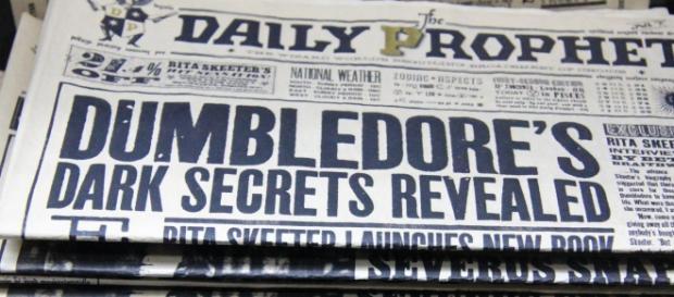 Was machen Harry Potter und seine Freunde?