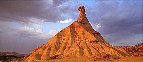 Desierto de las Bardenas Reales, (Navarra)