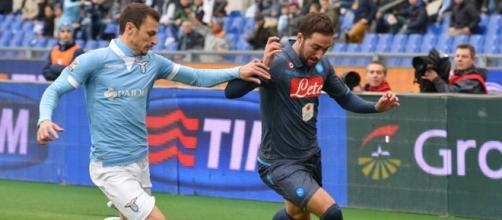 LIVE / Napoli-Lazio: segui la diretta su Blasting.