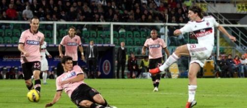 Milan-Palermo 3-2 ottima prestazione.