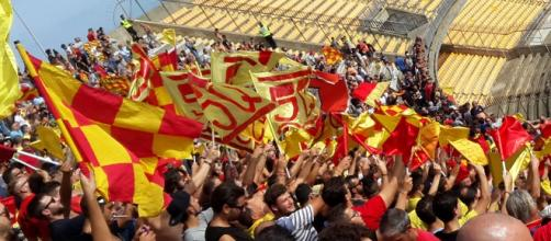 Tanti spettatori per Lecce-Casertana