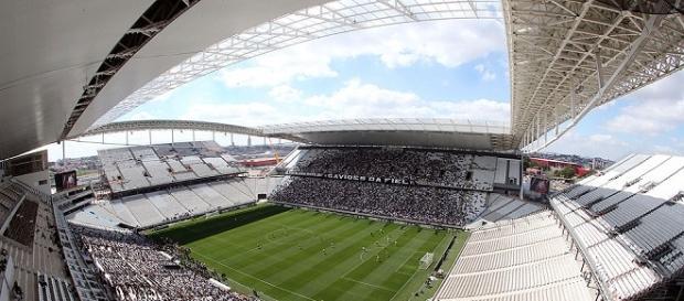Estádio Arena Corinthians - São Paulo