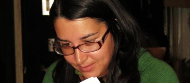 Poeta româncă Ofelia Prodan, gest dramatic