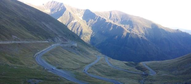 Transfăgărăşan-cel mai frumos drum din Europa