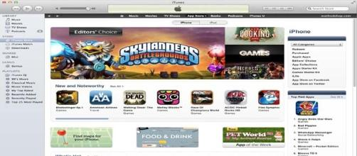 Apple app store suffered a malware attack.