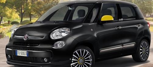 Ecco la nuova Fiat 500L Urban Edition