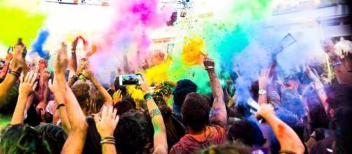 Holi Festival Napoli-Mostra d'Oltremare
