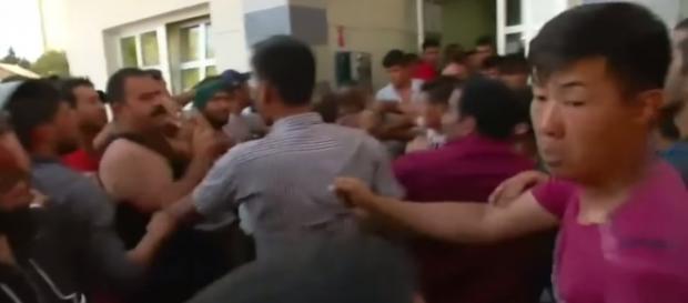Chorwacja: bijatyka między tak zwanymi uchodźcami