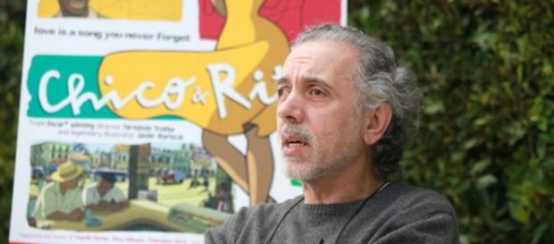 Fernando Trueba cuando promocionó 'Chico y Rita'.