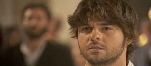 Gonzalo trova la giacca di Fernando e un fuoco.