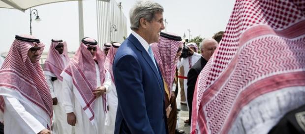 John Kerry oznajmił, że USA przyjmie uchodźców
