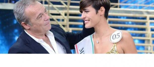 La gaffe di Miss Italia 2015 Alice Sabatini.