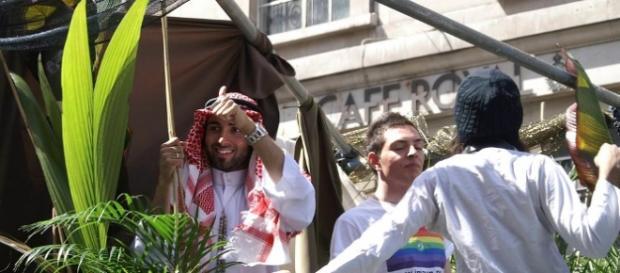 LGBT chce przyjąć muzułmanów?(Flikr/Casmaron)