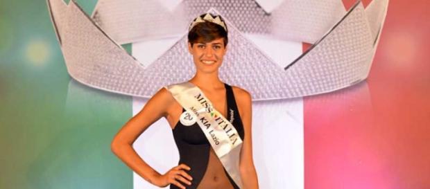 MIss Italia 2015, la vincitrice è Alice Sabatini