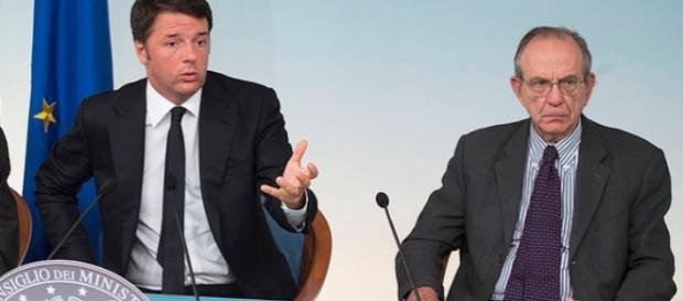 Renzi e Padoan studiano la riforma pensioni