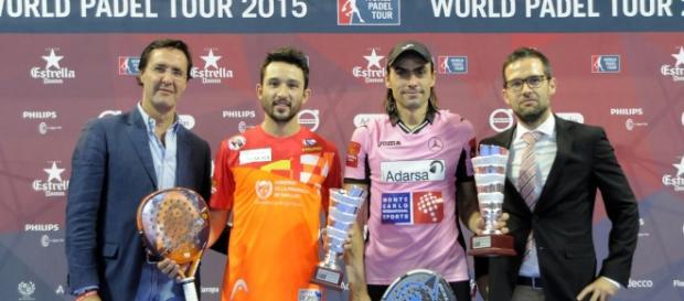 Sanyo y Juani gritaron campeón en Madrid