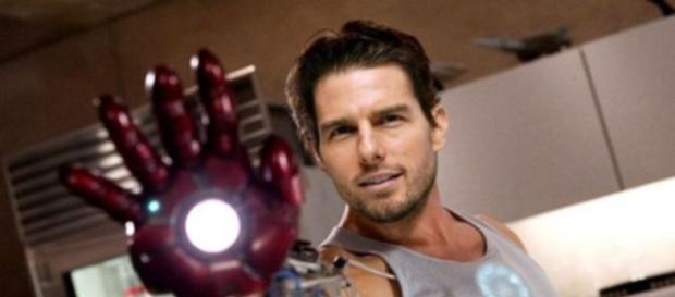 Tom Cruise wollte zur Eigenwerbung Iron Man werden