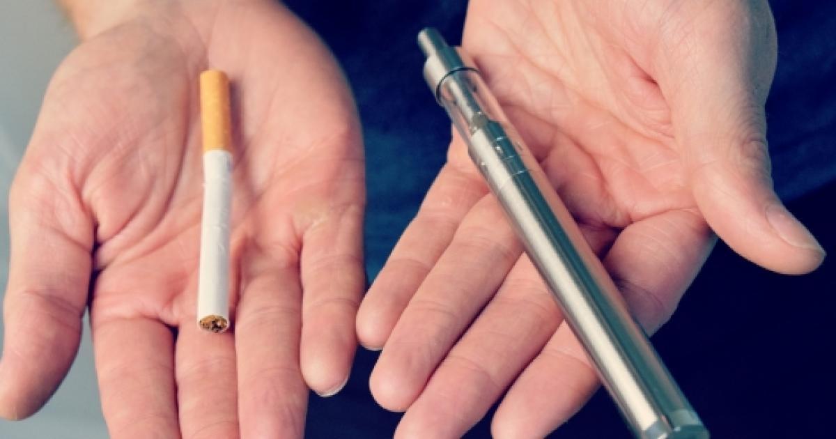 Dampfen Oder Rauchen