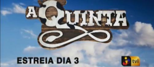 'A Quinta' vai estrear no dia 3 de Outubro