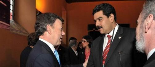 Ambos mandatarios saludaron el diálogo fraternal