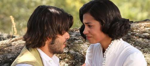 Anticipazioni Il Segreto: Maria e Conrado.