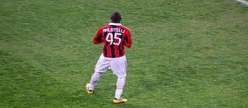Balotelli protagonista della partita del Friuli
