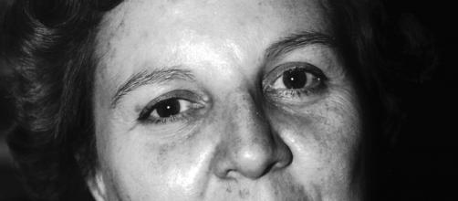 Carmen Balcells, en el año 1983.