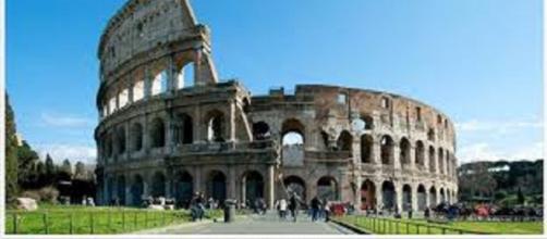 L'Anfiteatro Flavio detto il Colosseo
