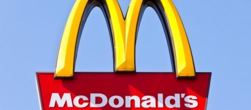 Logo ufficiale McDonald's Corporation