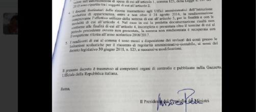 Scuola, arriva il bonus da 500 euro per i docenti