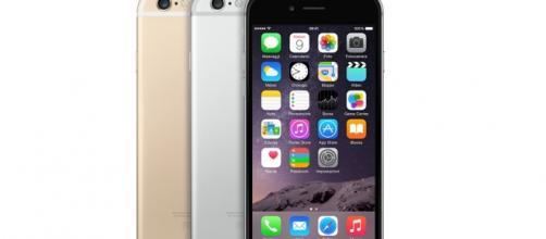Un'immagine del modello Apple iPhone 6