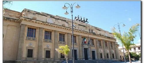 Uno scorcio del Tribunale di Messina